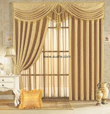 curtains platinum voile flowing sheer waterfall valance stunning