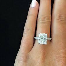 radiant cut engagement rings radiant vs2 engagement rings ebay