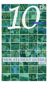 new student guide 2016 by eagle news issuu