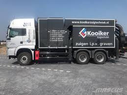 used man mts saugbagger tga xxl 33 440 combi vacuum trucks year