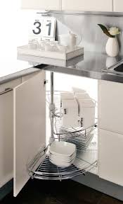 Kitchen Corner Storage Cabinets 21 Best Kitchen Cabinets And Pull Out Systems Images On Pinterest
