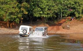 jipsi jeep dudhsagar waterfall trip with jeep safari in goa thrillophilia