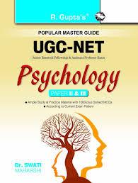 buy ugc net set jrf u0026 ls psychology paper ii u0026 iii book online