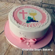 communion u0026 confirmation cakes vanilla bean bakery