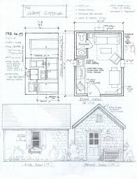 192 sq ft studio cottage this would have a really fun idea to