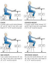 Kitchen Table Height Best Kitchen Table Height Home Design Ideas - Standard kitchen table height