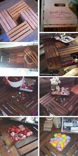 Wine Crate Coffee Table Diy by 25 Best Weinkisten Kaufen Ideas On Pinterest Möbelholz Kaufen