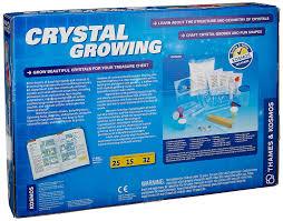 amazon com thames u0026 kosmos crystal growing toys u0026 games
