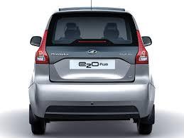 Mahindra Reva E20 Interior E2o Plus On The Way