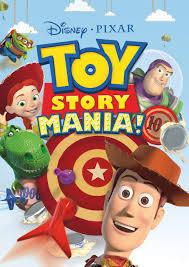 toy story mania disney lol