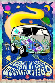hippie bands in august 1969 the woodstock and fair took place in