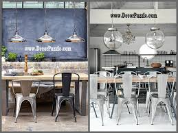 Industrial Kitchen Table Furniture Furniture Awesome Industrial Chic Dining Chairs Design Chairs