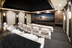 Home Theater Ceiling Lighting 40 Home Theater Designs Ideas Design Trends Premium Psd