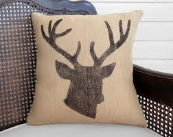 Bee Home Decor by Decor Deer Pillow For Create A Chic Look To Your Room Decor