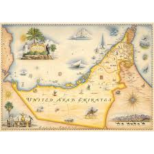 arab map united arab emirates map xplorer maps