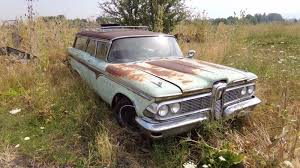 Barn Fresh Cars Field Fresh Wagon 1959 Edsel Villager Http Barnfinds Com