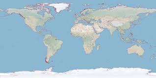World Map United States by Us Boundaries On Map Download Usa Boundary Data