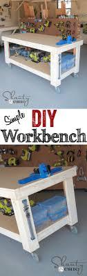 Best  Workbench Plans Ideas On Pinterest Work Bench Diy - Work table design plans
