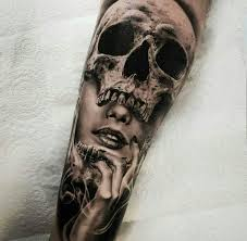 realism black and white styles black
