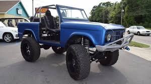 prerunner bronco dash 1968 ford bronco for sale near biloxi mississippi 39531