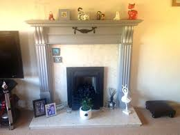 Shabby Chic Fireplace by 53 Best Fireplace Ideas Creating A Vintage Shabby Look With Our