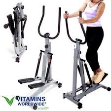 stair stepper exercise machine folding climber portable fitness