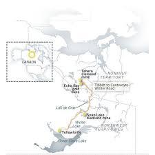 road map canada building canada s epic road