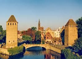 Strasbourg France Map by Strasbourg Strasbourg France Strasbourg Cathedral