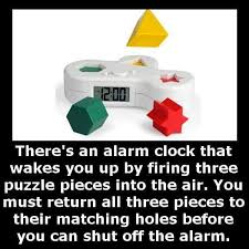 Alarm Clock Meme - possibly the most annoying alarm clock in the world realfunny