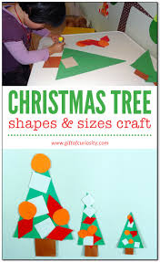 christmas tree shapes u0026 sizes craft gift of curiosity