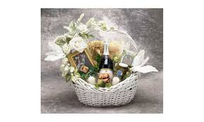wedding wishes gift wedding wishes gift basket large groupon
