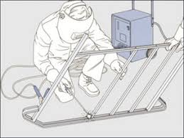 Stair Handrail Requirements How To Make A Metal Stair Railing Using Simple Metalworking Tools