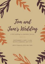 wedding invitation customize 1 197 wedding invitation templates online canva