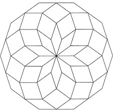 geometric mandala coloring pages coloring