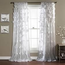 Lush Decor Riley Window Curtain Panel Overstock