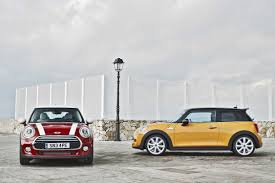 the first fully electric mini will be a 3 door model entering