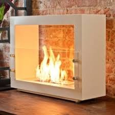 Portable Indoor Outdoor Fireplace by Portable Patio Fireplace Foter