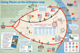 Map My Route by The Arlington Va