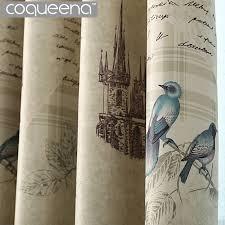 online get cheap vintage bedroom curtains aliexpress com