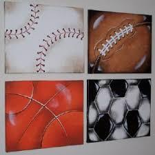Sports Themed Wall Decor - wall art ideas mesmerizing decoration design sports themed wall