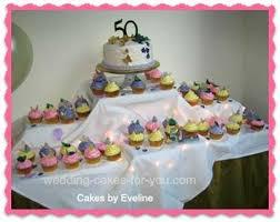 50 wedding anniversary ideas 50 cupcakes for a 50th wedding anniversary