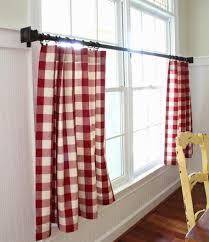 decoration special no sew drapes as artistic decoration set for