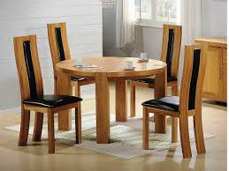 simple dining room simple dining room design inspirationseekcom round wood dining