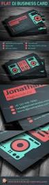 best 25 dj business cards ideas on pinterest unique business