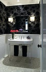 black and silver bathroom ideas bathroom white and black easywash club