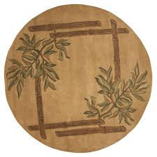 home decorators area rugs home decorators collection bamboo gold 5 ft 9 in x 5 ft 9 in