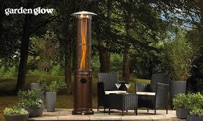 Garden Patio Heater Garden Glow 15kw Circle Flame Gas Patio Heater From 299 99 In