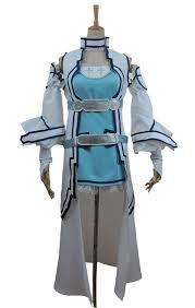 amazon com sword art online alo dancing fairy asuna cosplay