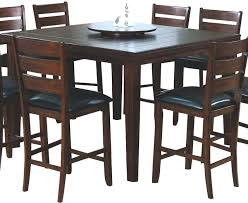 Pub Dining Room Set Dining Table Monarch Specialties 1833 Square Pub Dining Table