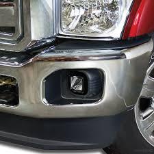 piaa ford duty 1999 2016 fog light mounting bracket kit 30327